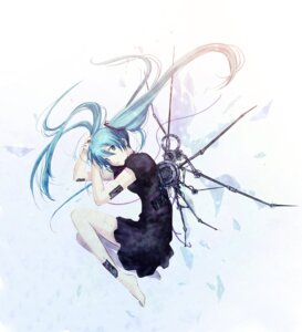 Rating: Safe Score: 38 Tags: dontakku dress hatsune_miku mecha_musume vocaloid User: Radioactive