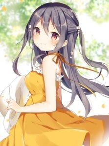 Rating: Safe Score: 64 Tags: dress kanadetsuki_shion summer_dress User: sym455