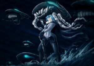 Rating: Safe Score: 17 Tags: bodysuit i-class_destroyer kantai_collection tentacles tie_(yutie1990) wo-class User: Mr_GT
