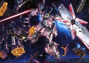 Rating: Safe Score: 19 Tags: gundam gundam_unicorn mecha unicorn_gundam User: Aurelia
