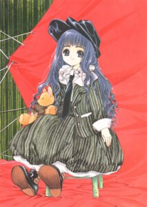 Rating: Safe Score: 3 Tags: card_captor_sakura clamp daidouji_tomoyo lolita_fashion possible_duplicate User: Omgix