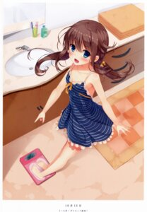 Rating: Questionable Score: 95 Tags: dress fujieda_uzuki no_bra User: donicila