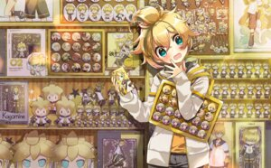 Rating: Safe Score: 11 Tags: hekicha kagamine_len male vocaloid User: RyuZU