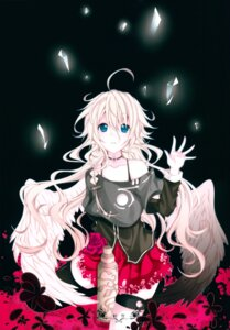 Rating: Safe Score: 27 Tags: garter ia_(vocaloid) konayuki thighhighs vocaloid wings User: WhiteExecutor