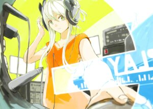Rating: Safe Score: 14 Tags: headphones minamito User: Anonymous