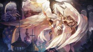 Rating: Safe Score: 39 Tags: angel meniusa wings User: Zenex