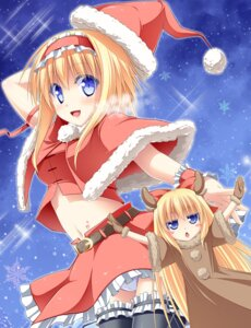 Rating: Questionable Score: 21 Tags: alice_margatroid cameltoe christmas pantsu sakuramochi_mint shanghai thighhighs touhou User: 椎名深夏