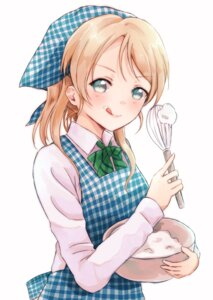 Rating: Safe Score: 18 Tags: ayase_eli lilylion26 love_live! seifuku User: charunetra