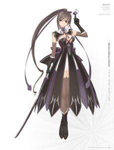 Rating: Questionable Score: 62 Tags: blade_arcus_from_shining_ex cleavage digital_version dress maxima_sakuya_enfield no_bra pantsu see_through sega shining_blade shining_hearts shining_world sword thighhighs tony_taka User: Twinsenzw