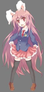 Rating: Safe Score: 9 Tags: animal_ears reisen_udongein_inaba suica_(namamen) thighhighs touhou transparent_png User: charunetra
