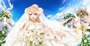 Rating: Safe Score: 18 Tags: cleavage dress love_live! mikazukicrescent minami_kotori see_through wedding_dress User: Arsy