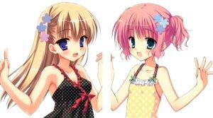 Rating: Safe Score: 48 Tags: dress fixme gap kobuichi muririn summer_dress User: fairyren