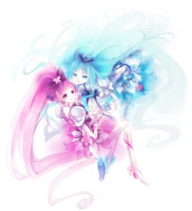 Rating: Safe Score: 13 Tags: hanasaki_tsubomi heartcatch_pretty_cure! kurumi_erika ooki_bonta pretty_cure User: Radioactive