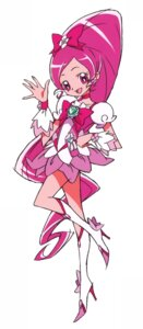 Rating: Safe Score: 4 Tags: hanasaki_tsubomi heartcatch_pretty_cure! pretty_cure umakoshi_yoshihiko User: Onpu