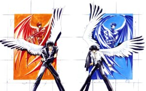 Rating: Safe Score: 3 Tags: clamp male monou_fuuma shirou_kamui x User: Share