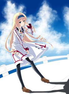 Rating: Safe Score: 40 Tags: cecilia_alcott infinite_stratos phantania seifuku User: charunetra
