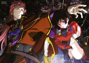 Rating: Safe Score: 26 Tags: bandages koutetsujou_no_kabaneri miwa_kazuhiro mumei no_bra User: drop