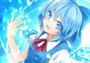 Rating: Safe Score: 13 Tags: cirno dress tagme touhou wings User: charunetra