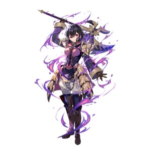 Rating: Questionable Score: 12 Tags: armor fire_emblem fire_emblem_heroes fire_emblem_kakusei morgan_(fire_emblem) nintendo thighhighs tobi_(artist) weapon User: fly24