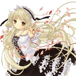 Rating: Safe Score: 17 Tags: chii chobits hanabana_tsubomi lolita_fashion User: charunetra