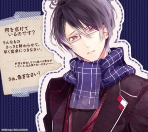 Rating: Safe Score: 5 Tags: diabolik_lovers male megane sakamaki_reiji satoi User: Black_sister