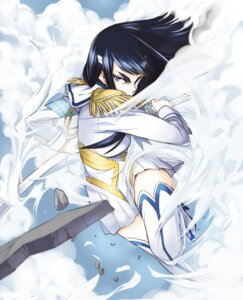 Rating: Safe Score: 17 Tags: gulim kill_la_kill kiryuuin_satsuki seifuku sword thighhighs User: Radioactive