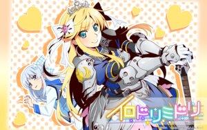 Rating: Safe Score: 21 Tags: armor guitar irodori_midori seifuku wallpaper watanabe_akio User: fairyren