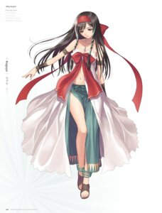 Rating: Questionable Score: 58 Tags: cleavage digital_version kaguya_(shining_hearts) sega shining_hearts shining_world tony_taka User: Twinsenzw
