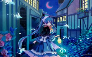 Rating: Safe Score: 42 Tags: dress hara hatsune_miku vocaloid wallpaper User: charunetra