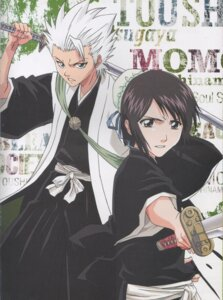 Rating: Safe Score: 3 Tags: bleach hinamori_momo hitsugaya_toushirou sword User: charunetra