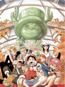 Rating: Safe Score: 9 Tags: monkey_d_luffy nami nico_robin oda_eiichirou one_piece roronoa_zoro sanji tony_tony_chopper usopp User: Vampire1805
