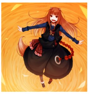 Rating: Safe Score: 24 Tags: animal_ears ayakura_juu holo spice_and_wolf tail User: Radioactive