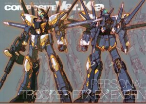 Rating: Safe Score: 7 Tags: crease exbein katoki_hajime mecha super_robot_wars User: Rid
