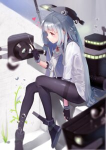 Rating: Safe Score: 86 Tags: kantai_collection kentia murakumo_(kancolle) pantyhose seifuku User: Anemone