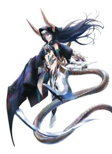 Rating: Safe Score: 25 Tags: horns mecha_musume sword tail weapon zen99 User: Aplil777