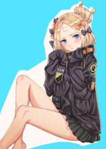 Rating: Questionable Score: 14 Tags: abigail_williams_(fate/grand_order) bandaid dyneko fate/grand_order skirt_lift User: yanis