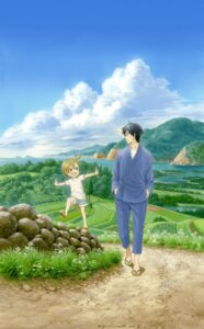 Rating: Safe Score: 17 Tags: barakamon handa_seishuu kotoishi_naru tagme User: K@tsu