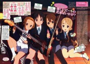 Rating: Safe Score: 26 Tags: akiyama_mio guitar hirasawa_yui horiguchi_yukiko k-on! kotobuki_tsumugi pantyhose seifuku tainaka_ritsu User: acas