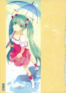 Rating: Safe Score: 43 Tags: dress h2so4 hatsune_miku island_of_horizon melt_(vocaloid) summer_dress vocaloid User: Share