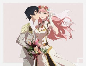 Rating: Safe Score: 18 Tags: cleavage darling_in_the_franxx hiro_(darling_in_the_franxx) horns uniform zero_two_(darling_in_the_franxx) zzl User: Spidey