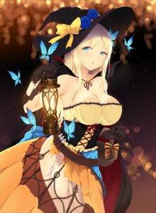 Rating: Safe Score: 106 Tags: boku_wa_tomodachi_ga_sukunai cait cleavage halloween kashiwazaki_sena torn_clothes witch User: mash