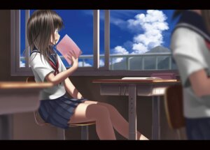 Rating: Safe Score: 35 Tags: sarekoube seifuku User: hamasen205