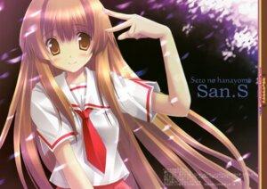 Rating: Safe Score: 20 Tags: ikegami_akane seifuku seto_no_hanayome seto_san User: syaoran-kun