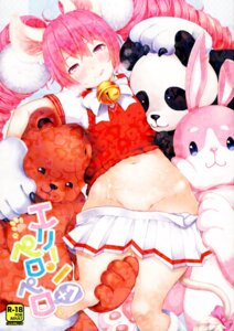Rating: Explicit Score: 29 Tags: animal_ears cream elin loli mojarin nopan tail team_kihara tera_online User: Radioactive
