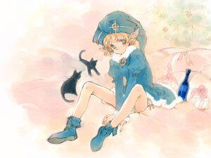 Rating: Safe Score: 8 Tags: elf littlewitch neko oyari_ashito pointy_ears User: petopeto
