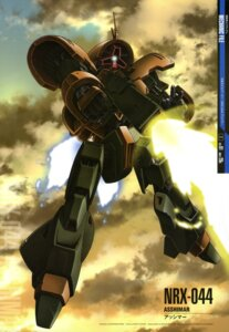 Rating: Safe Score: 6 Tags: gundam mecha shino_masanori zeta_gundam User: Radioactive