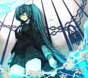 Rating: Safe Score: 30 Tags: hatsune_miku ukai_saki vocaloid User: hobbito
