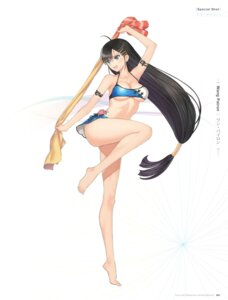 Rating: Questionable Score: 111 Tags: bikini blade_arcus_from_shining_ex cleavage digital_version shining_world swimsuits tony_taka underboob wang_pairon User: Twinsenzw