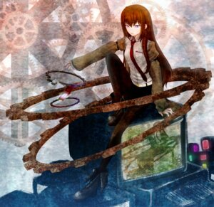 Rating: Safe Score: 15 Tags: daniel makise_kurisu pantyhose steins;gate User: eridani