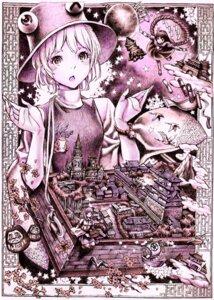 Rating: Safe Score: 5 Tags: kochiya_sanae monochrome moriya_suwako nobita touhou yasaka_kanako User: Radioactive